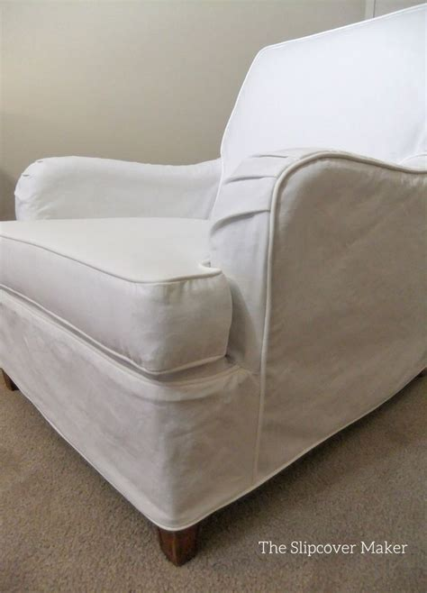 white armchair slipcover 8 best susan s white canvas slipcovers images on pinterest