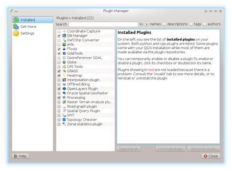 tutorial lecos qgis qgis plugin