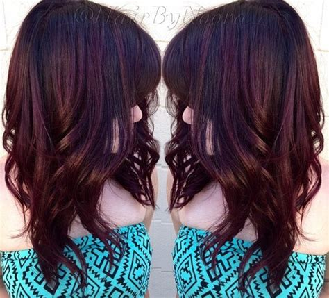 coke rinse dark brown hairs red hair color inspiration