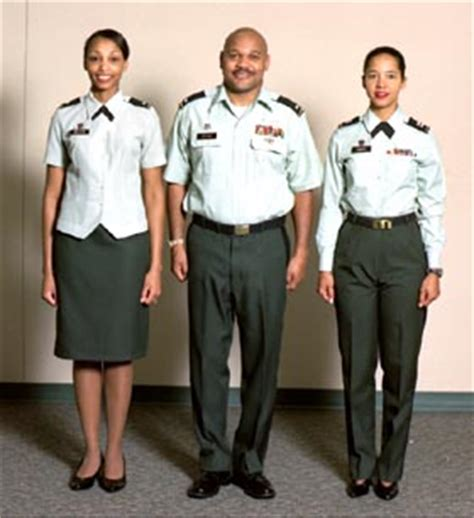 class b uniforms army images staying warm in the military class b s linda maye adams