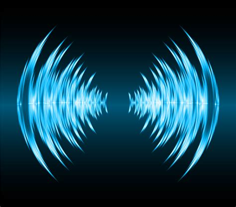 sound wave sound waves help particles heal