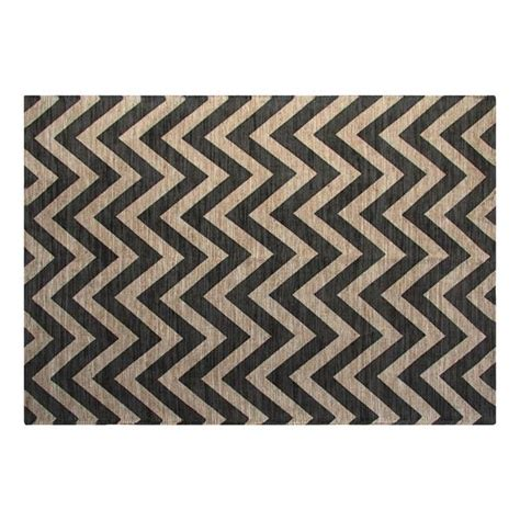 Grey Chevron Outdoor Rug Grey Chevron Area Rug 5 X7