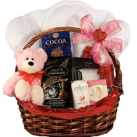 valentines gift basket for a gift basket for a