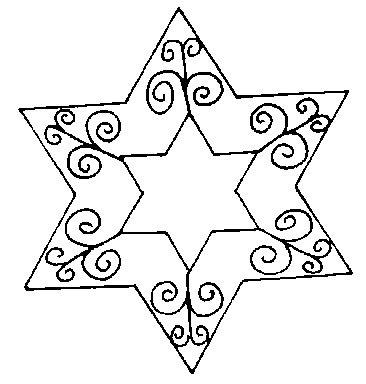 imagenes de navidad para colorear bonitas dibujos para colorear estrellas de navidad bonitas