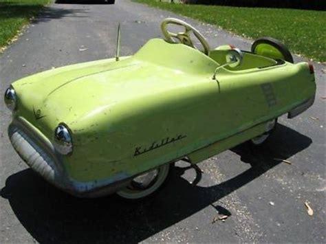 deco pedal cars 1955 garton kidillac pedal car wagons pedalcars cars pedal cars and deco