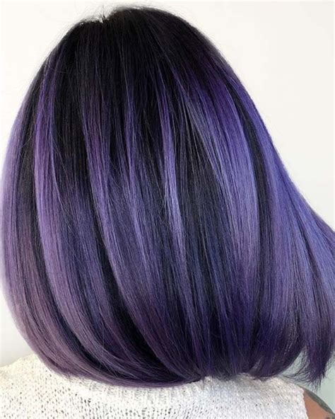 amazing purple hair color shades   stylesmod