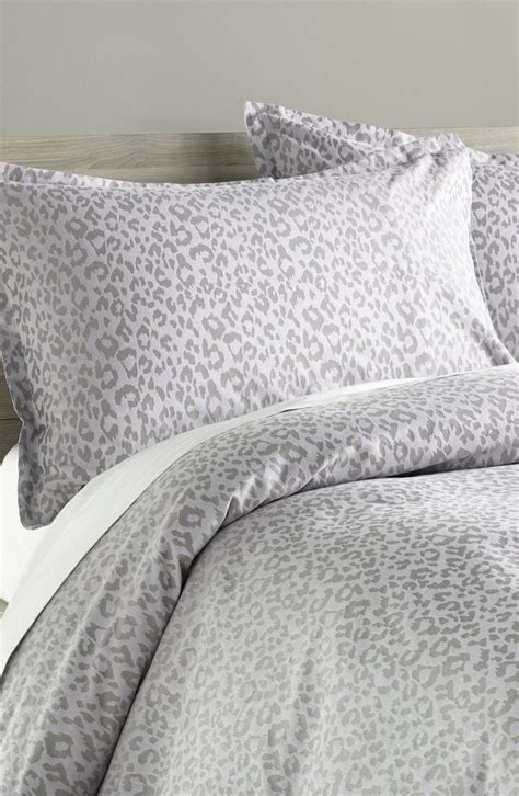 jacqueline reversible pillow sham and duvet cover