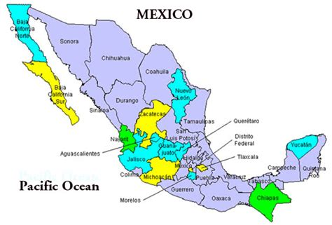 map of united states and mexico with cities www mappi net maps of countries mexico