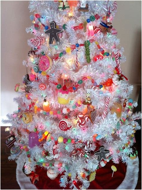 tree decorated with ideas for decoration themes printmeposter