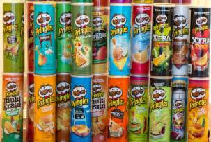 Ranking Every Pringles Flavor   Reviews of All 29 Pringles Flavors