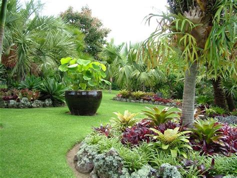 Subtropical Garden Design Ideas Totara Waters Subtropical Garden Gardens Pinterest