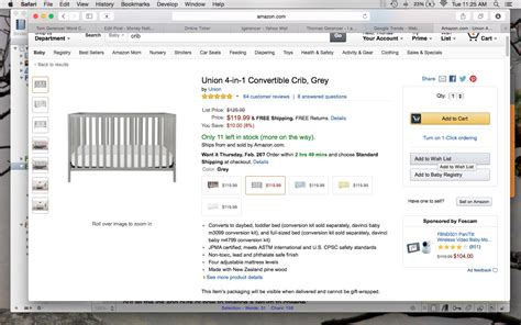 How Much Does A Baby Cost In America Money Nation How Much Do Baby Cribs Cost