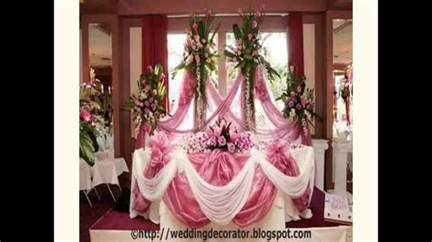 Cheap Wedding Decoration Ideas For Tables 2015   YouTube