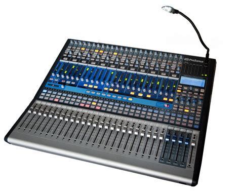 Mixer Live presonus live 24 4 2 digital mixer sound light rental