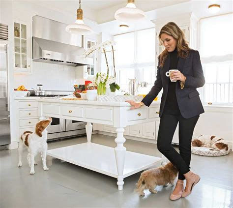 A Day in the Life: Aerin Lauder   Traditional Home
