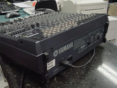 Power Mixer Yamaha Emx5000 yamaha emx5000 12 12 channel powered mixer with effects