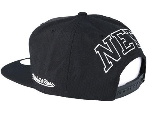 Topi Snapback Vans Bk Banaboo nets riptop honeycomb black snapback mitchell ness caps hatstoreworld
