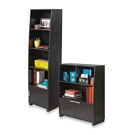 bed bath and beyond bookshelf curved bookcases bed bath beyond