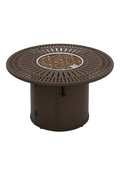 fire pit 43 quot round spectrum pattern hauser s patio