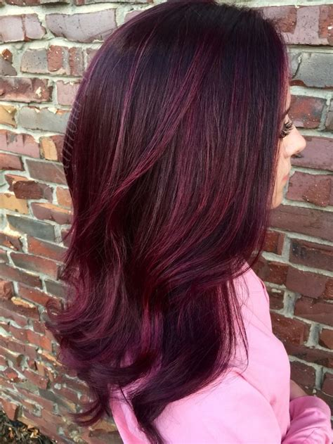 how to get cherry coke hair color 1000 ideas about cherry cola hair on pinterest cherry