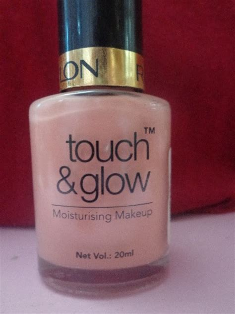 Revlon Touch And Glow Foundation revlon touch and glow moisturizing makeup review