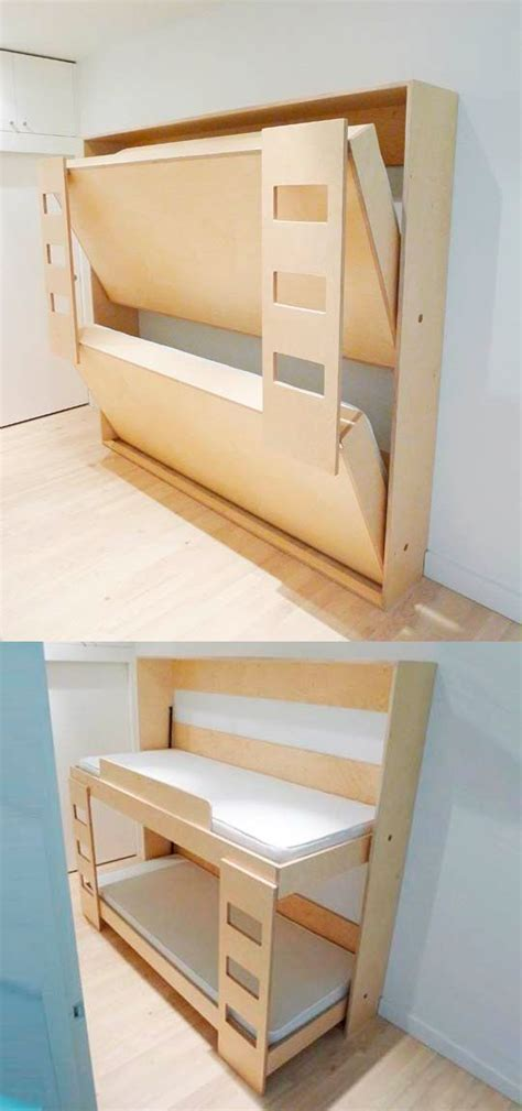 Bunk Bed Murphy Bed Murphy Beds Murphy Bunk Beds And Beds On Pinterest