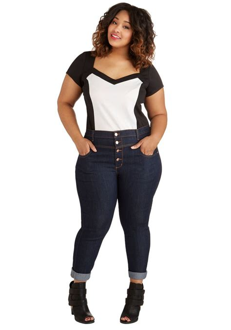 jean styles and cuts for plus sizes karaoke songstress jeans in ankle length plus size