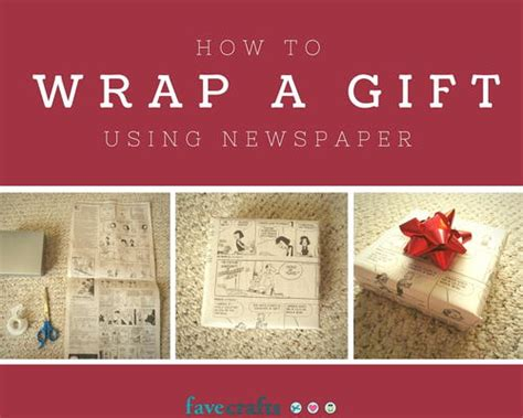 how to wrap a present quot trash to treasure 28 recycled crafts quot free ebook