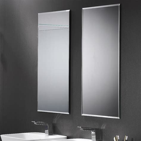 bathroom mirror edging bevelled edge mirror athena bathrooms