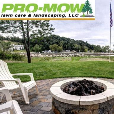 pro mow lawn care landscaping linkedin
