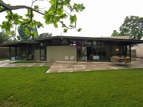 Modern Style House Plans by Mid Century Modern Ranch Mid Century Modern House Best