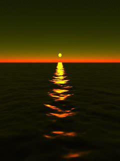 summer sunset animated gif images pictures holidays sea sun beach sand  hd gif
