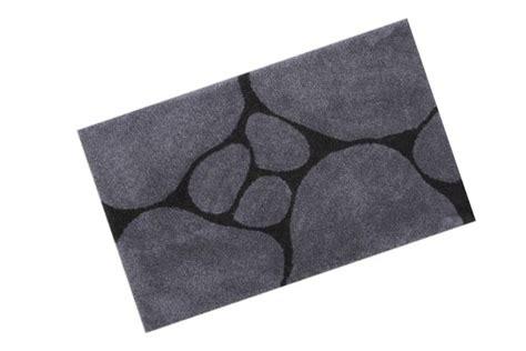 teppich steinmuster bad teppich dusch vorleger und l 228 ufer im badezimmer