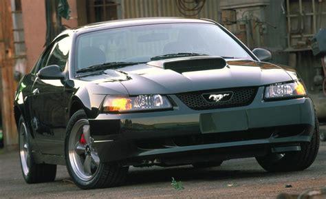 bullitt mustang 2001 car and driver