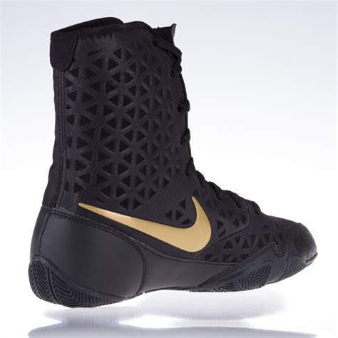 nike ko boxing shoes fighters inc