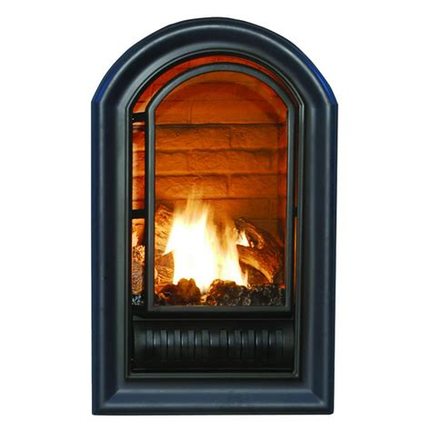 vent free gas fireplace insert with remote procom fireplace insert fireplaces