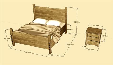 furniture plans drawings