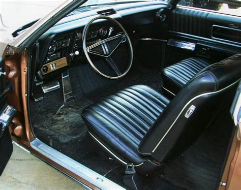 Oldsmobile Toronado Interior by 1968 Oldsmobile Toronado 2 Door Hardtop 75336