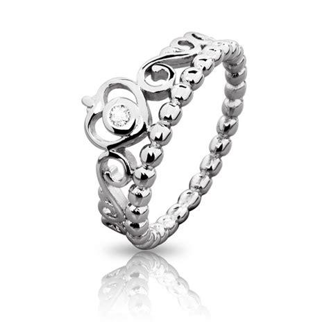 pandora sterling silver rings