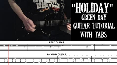 tutorial le guitar green day holiday bass tab guitar pro sportstle com