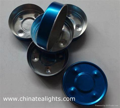 Tealite Tea Light Candle Cup Alumumium aluminium tea light cups for tea lights chinatealights