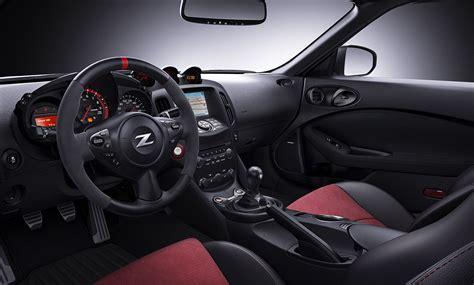 2017 nissan 370z interior nissan 370z nismo image 93