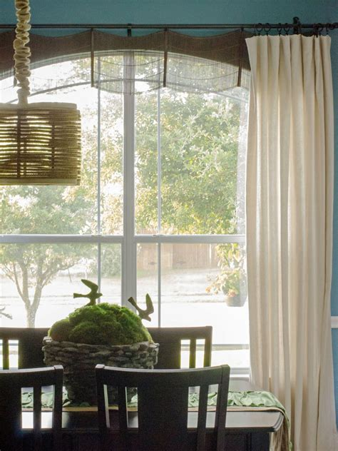 window drapery ideas window treatment ideas window treatments ideas for curtains blinds valances hgtv