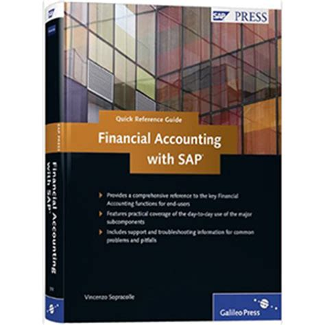 accounting reference books sap fi books sap and certification