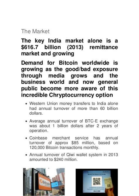 Bitcoin Merchant Services 2 by Bitcoin India Pitch Deck