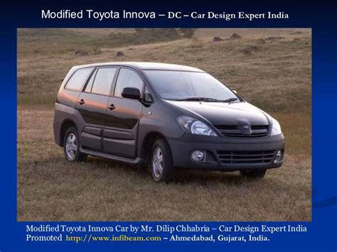 dilip chhabria modified jeep toyota innova desginer car india dilip chhabria dc