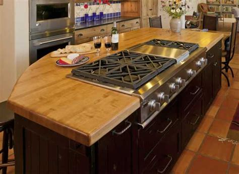 40 great ideas for your modern kitchen countertop material