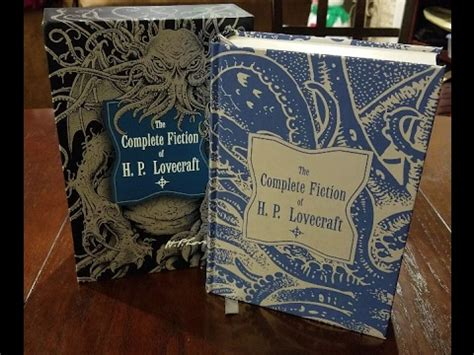 Complete Fiction the complete fiction of h p lovecraft