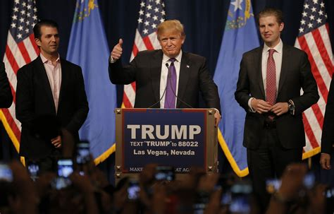 donald trump party donald trump claims third straight victory in nevada