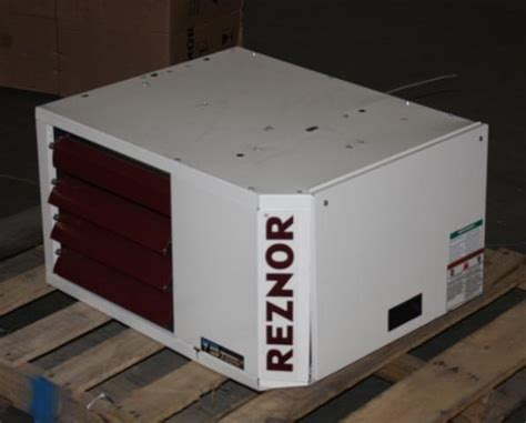 Garage Furnace Gas by Reznor 75 000 Btu Gas Fired Hanging Shop Garage